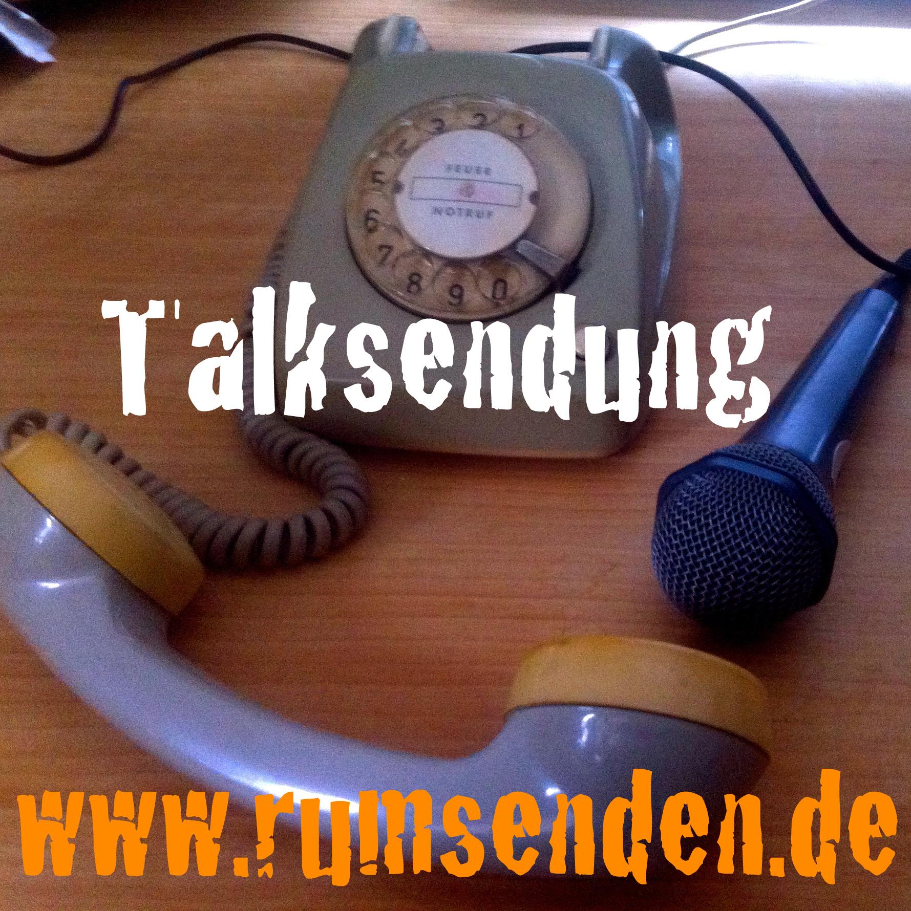 Talk vom 31.03.2017 – Wir sind wieder da