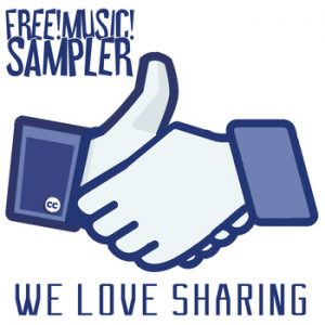 Free Music Sampler - We love Sharing